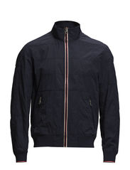 L. THE DOCKSIDE JACKET - EVENING BLUE