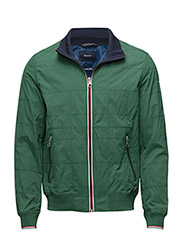 L. THE DOCKSIDE JACKET - RACING GREEN