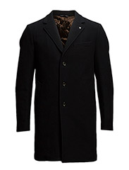 THE HARRISON COAT - NAVY