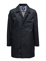 THE OVER COAT - NAVY
