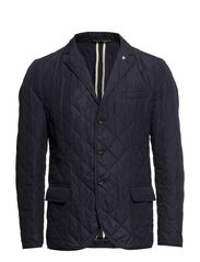 THE QUILTER BLAZER 3B2PPW - DARK BLUE