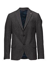 N. C.S. SALT AND PEPPER BLAZER T. - ANTRACIT MELANGE