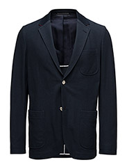 O.P. POLO COLLAR BLAZER 2B3PPC - NAVY