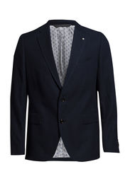 THE DÉLAVÉ COTTON LINEN BLAZER 2BC - CLASSIC BLUE