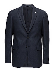 O1. The Herringbone Blazer T GANT Suits & Blazers