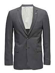 THE CLUB BLAZER S - DARK GREY MELANGE