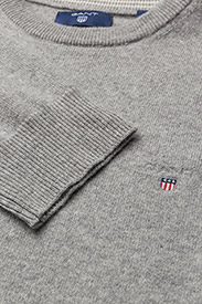 SUPER FINE LAMBSWOOL CREW