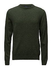 O1. DONEGAL CREW - FOREST GREEN MEL