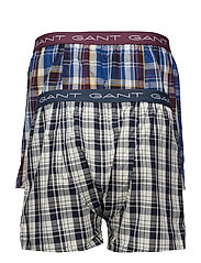 2-PACK BOXER SHORTS PARK/UPTOWN