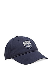 O1.DENIM CAP - DARK BLUE WORN IN