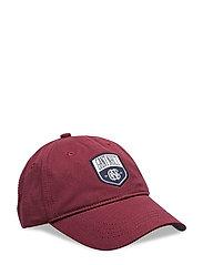 O1. VARSITY CAP - PURPLE WINE