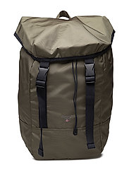 O1. GANT ORIGINAL BACKPACK - KALAMATA GREEN