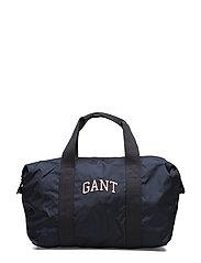 O1. GANT DUFFLE BAG - MARINE