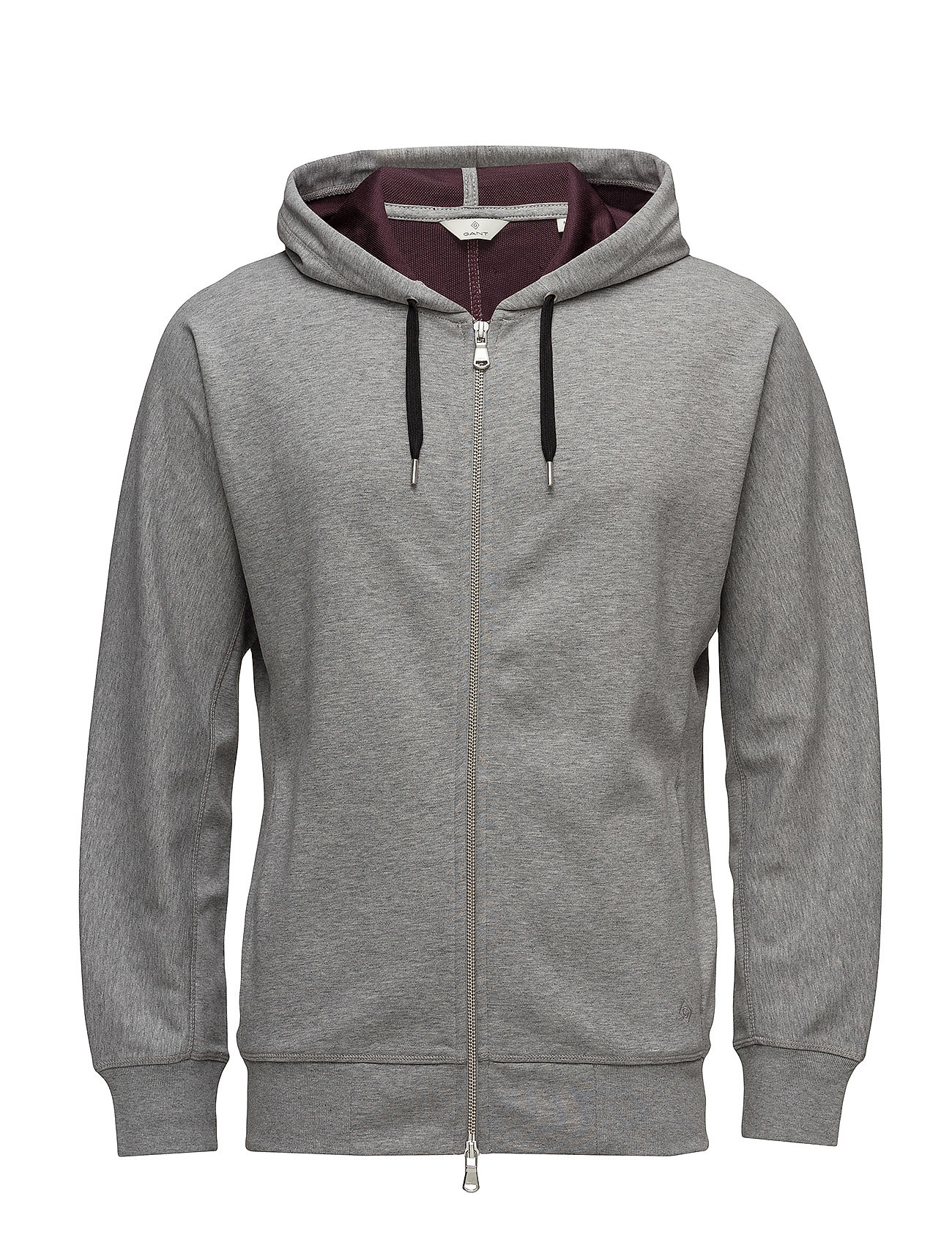 G2. sweat zip hoodie fra gant på boozt.com dk