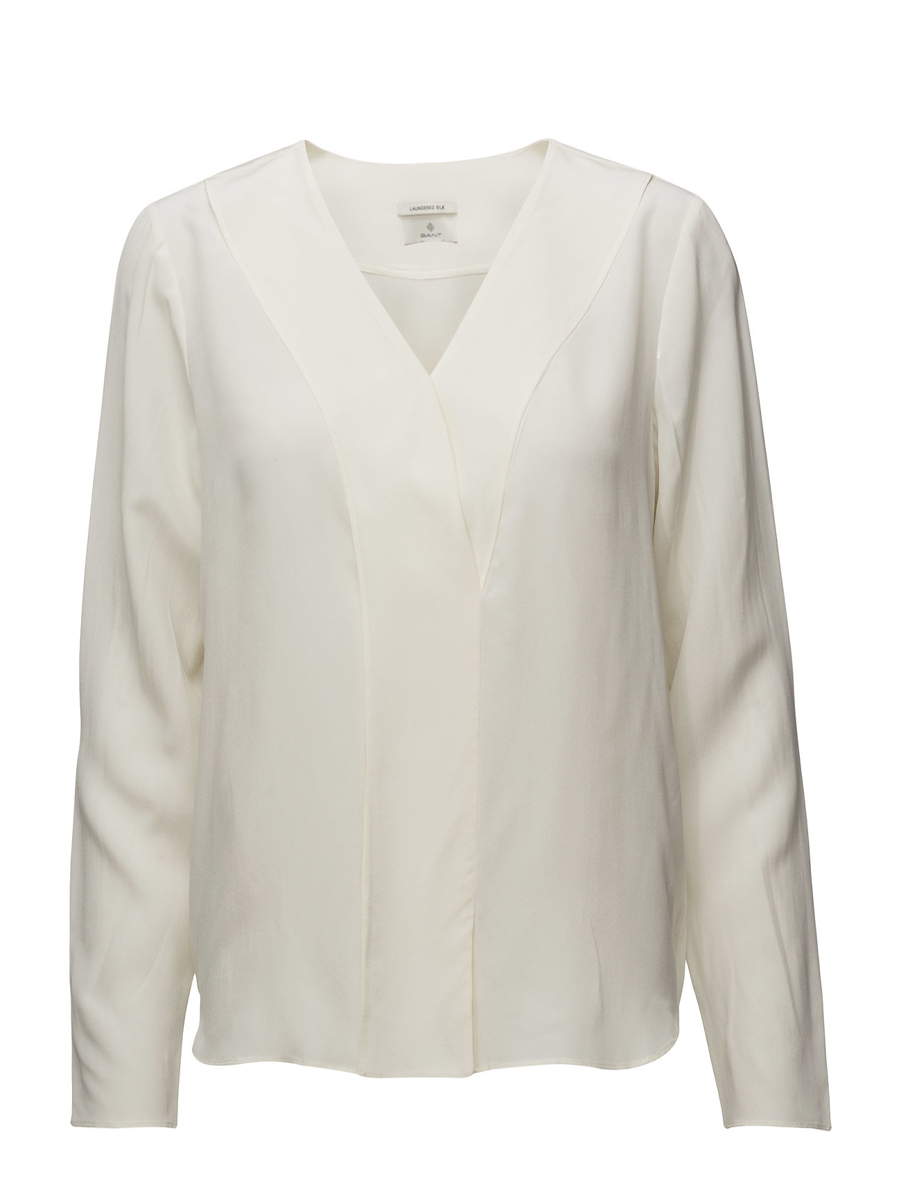 GANT G. SILK POP OVER BLOUSE