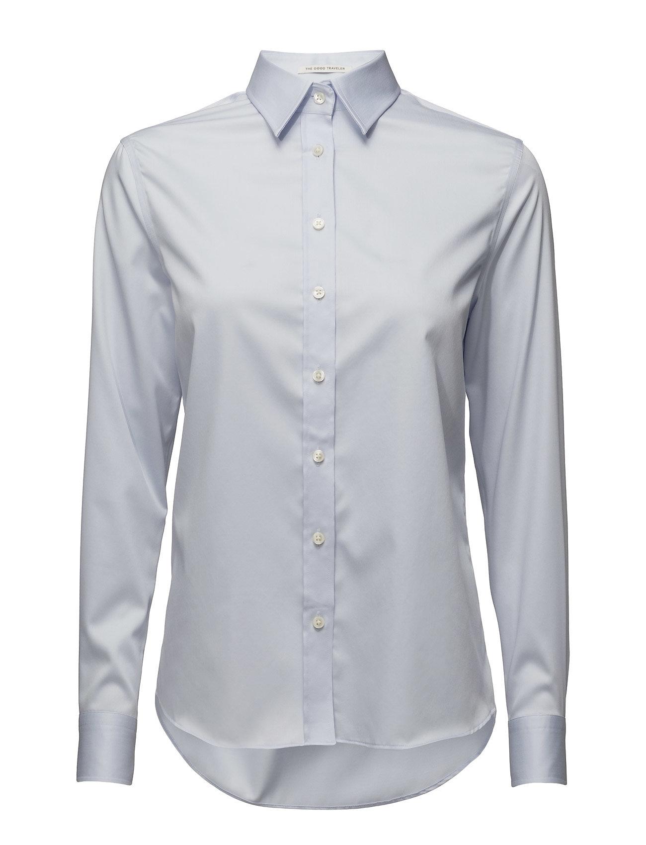 gant G1. fine satin weave shirt på boozt.com dk