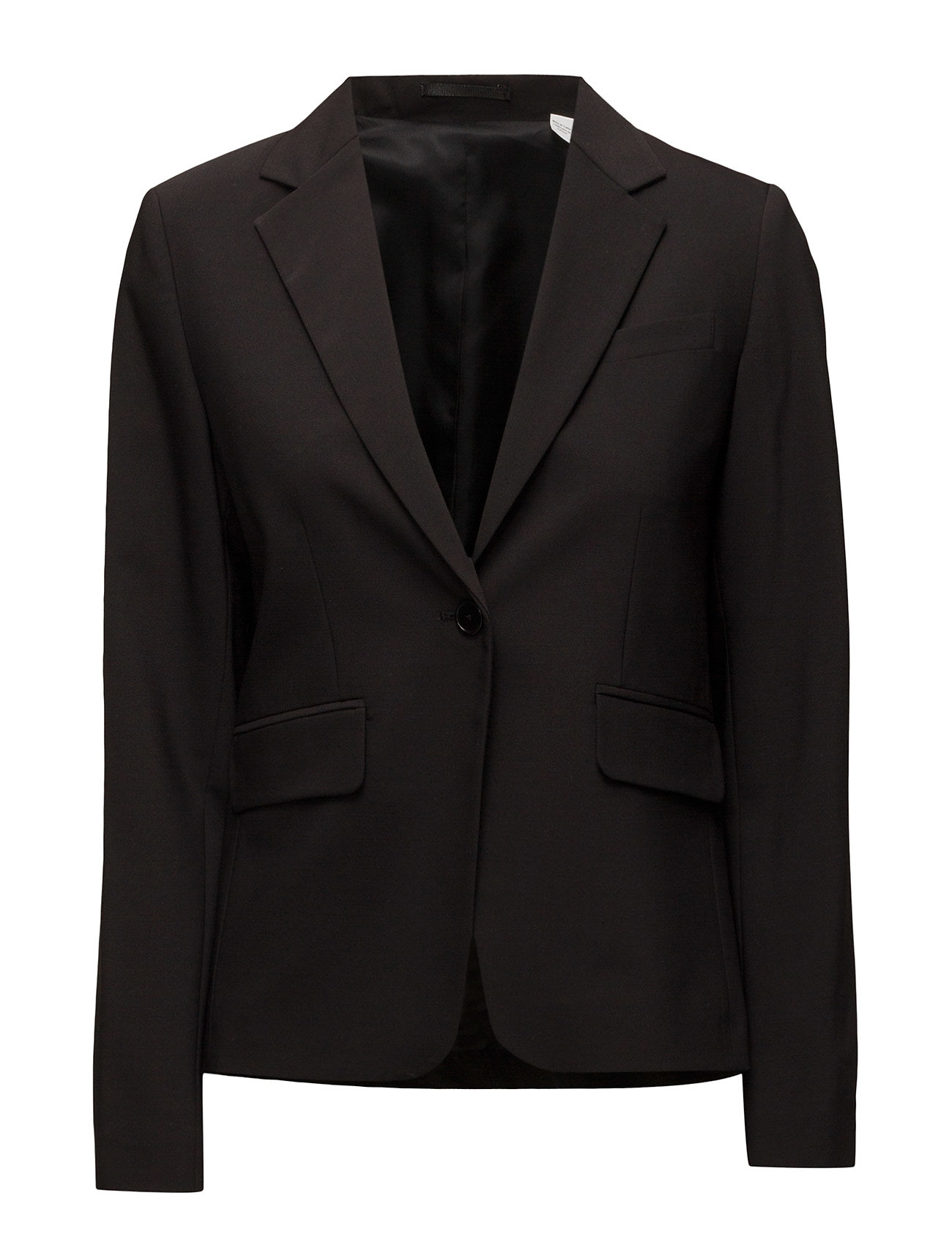 G1. Bi-Stretch Wool Blazer GANT Blazere til Damer i Sort
