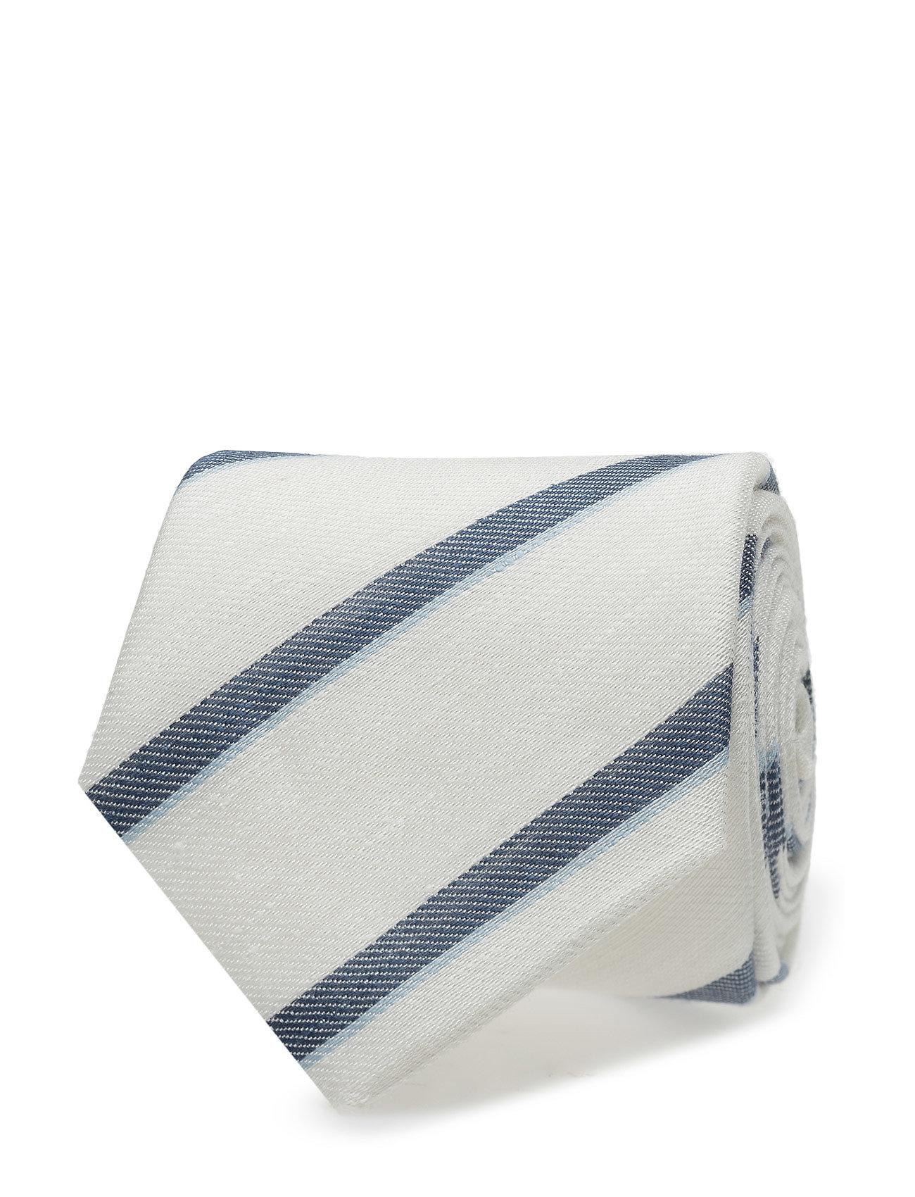 G3. DÉLavÉ Regimental Stripe Tie GANT Accessories til Mænd i