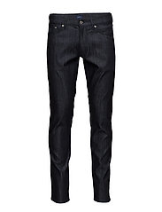 G1. TP TAPERED JEANS - DARK BLUE RAW