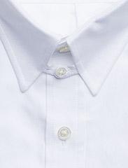 G1 DOBBY STRUCTURE SLIM TAB - WHITE