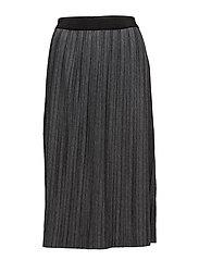 Gant - G. Pleated Wool Jersey Skirt