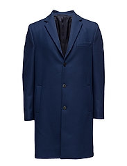 G1. WOOL CASHMERE COAT