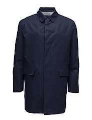 G1. TECH TRAVEL COAT - MARINE
