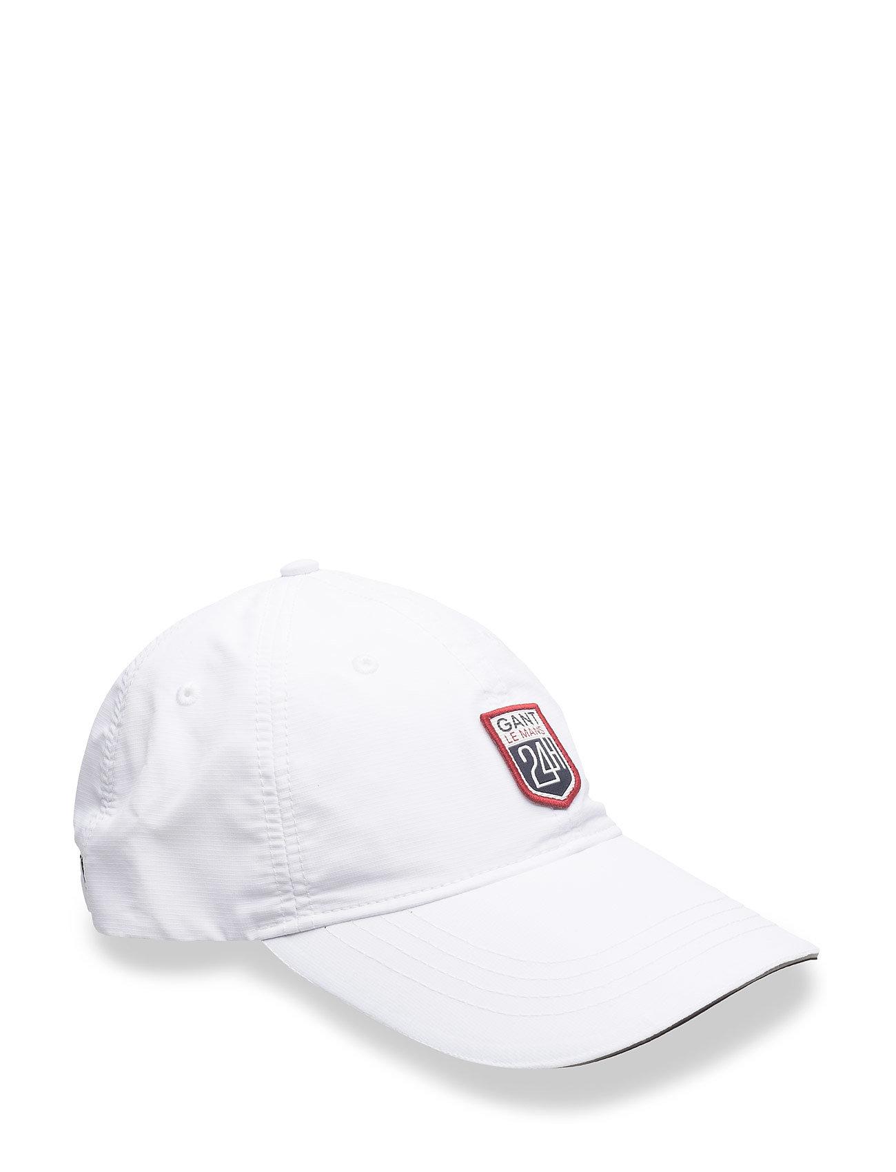 Lm. Nylon Cap GANT Hatte & Caps til Herrer i hvid