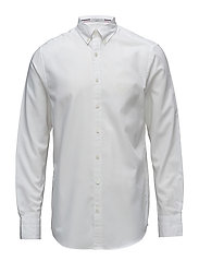 LM. TP OXFORD REG BD - WHITE