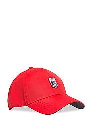 LM. LE MANS CAP - RED