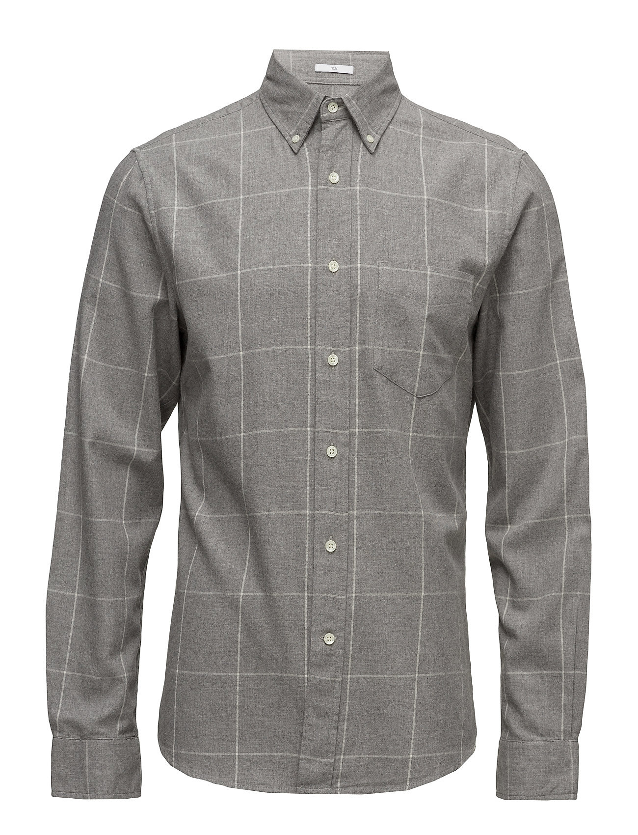 GANT Rugger R2. WINDBLOWN FLANNEL CHECK SLIM BD