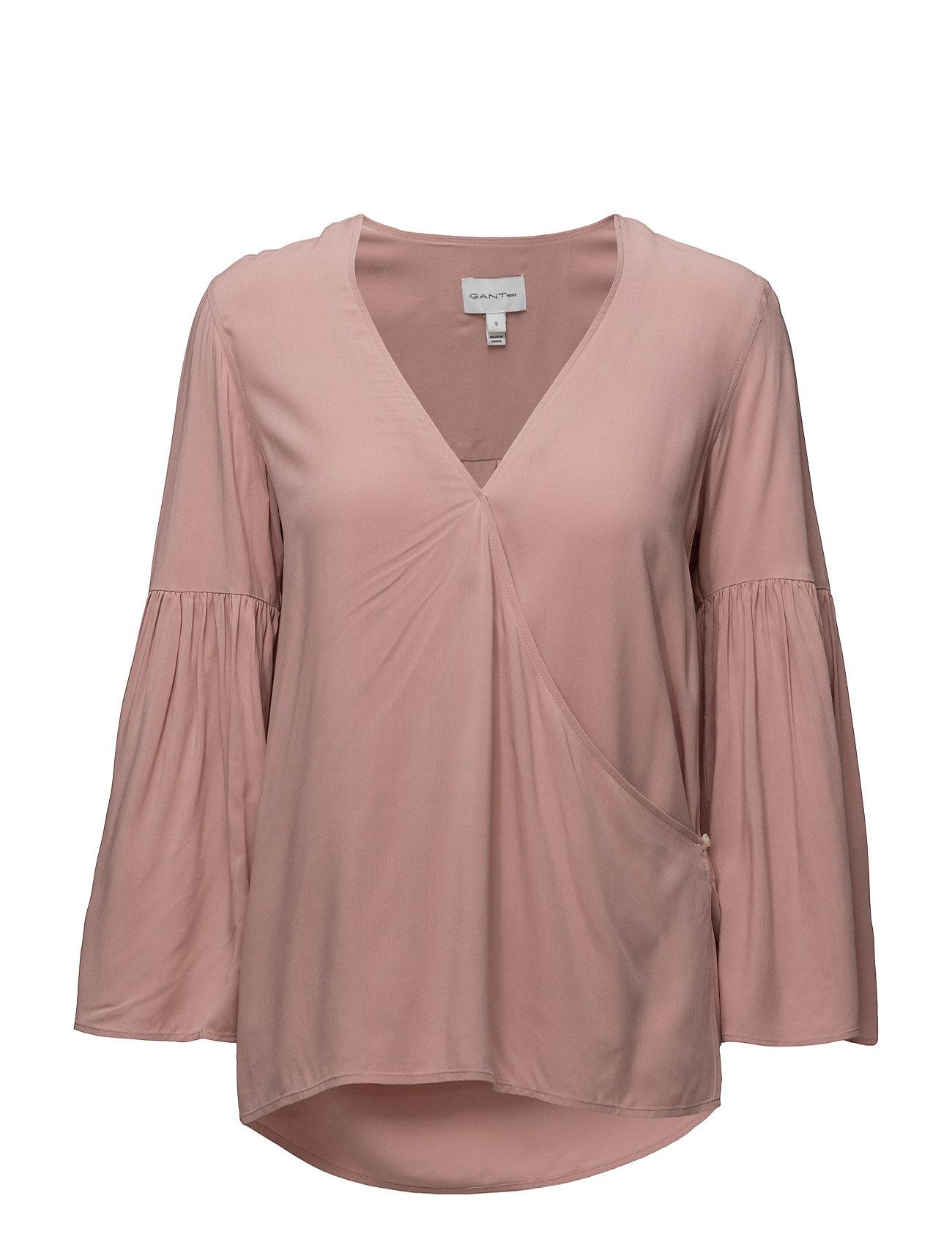 R2. wrap blouse fra gant rugger på boozt.com dk