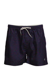 R. DOT SWIMTRUNKS - EVENING BLUE