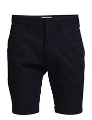 R. SUMMER CHINO SHORTS - NAVY