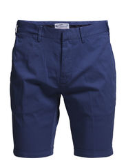R. SUMMER CHINO SHORTS - PALACE BLUE
