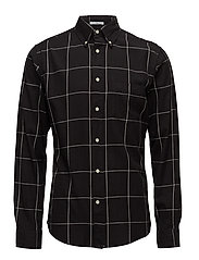 R2. WINDBLOWN FLANNEL CHECK SLIM BD