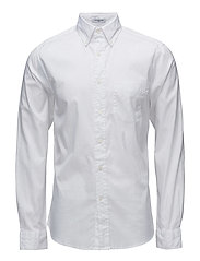 R1. ARCHIVE OXFORD SLIM BD - WHITE