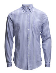 R. WINDBLOWN OXFORD HOBD - SEA BLUE