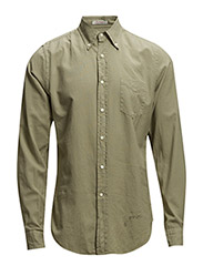 R. FLUFFY OXFORD GMT DYE HOBD - MILITARY GREEN