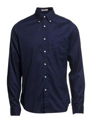 R. WINDBLOWN OXFORD GMT DYED HOBD - CLASSIC BLUE