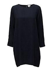 R. TUXEDO DRESS - NAVY