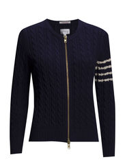 R. CABLE CARDIE - CLASSIC BLUE