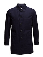 R. THE POTTER COAT - MARINE