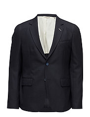 R2. THE HOPSACK BLAZER - NAVY