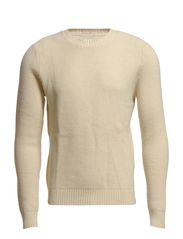 R. PINEAPPLE KNIT - IVORY