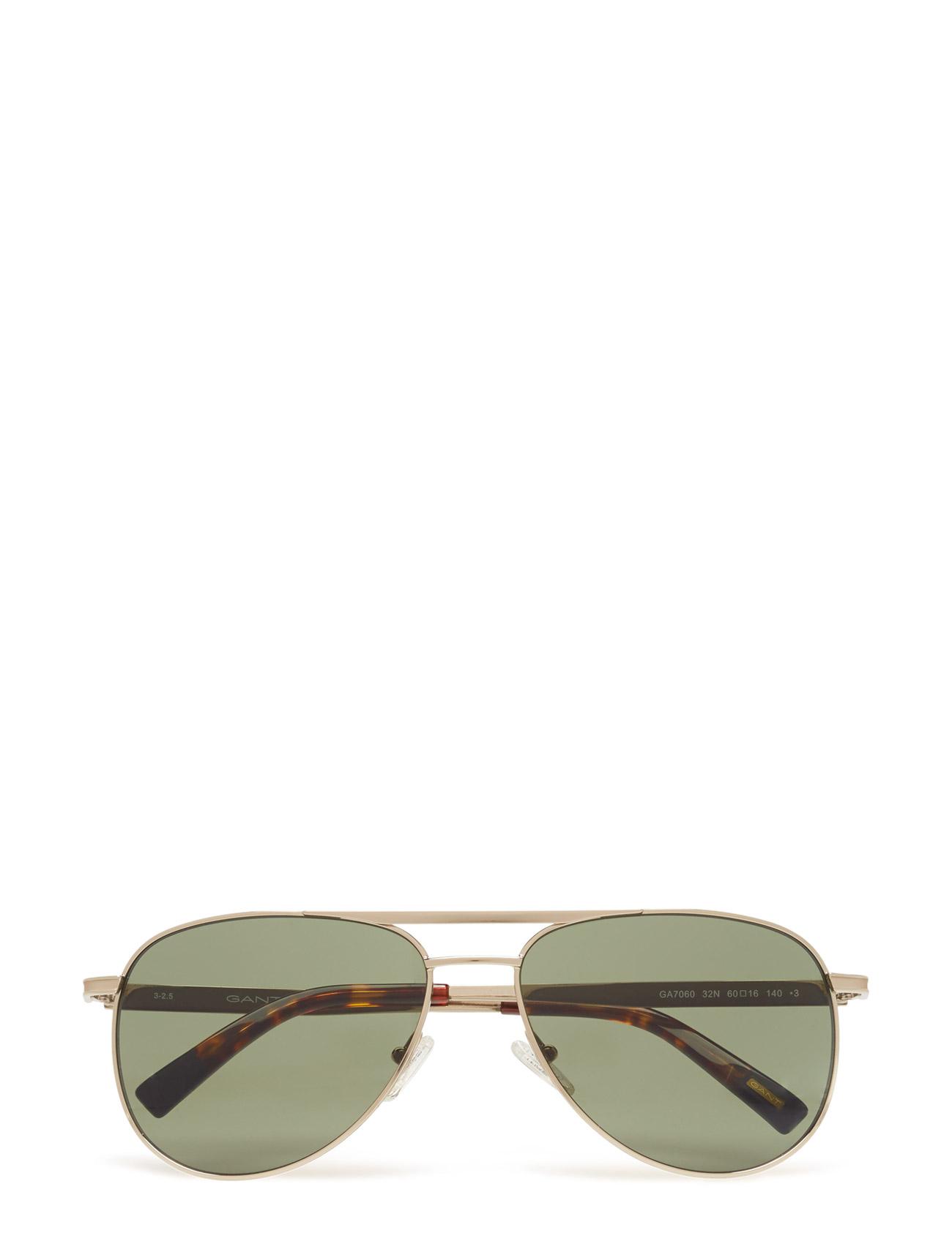 Ga7060 Gant Solbriller til Mænd i