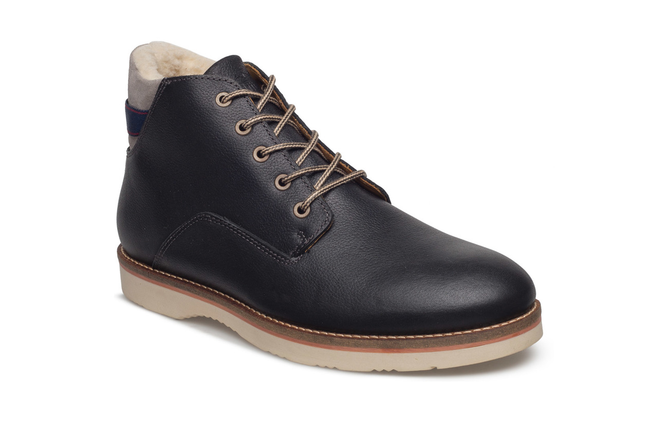 GANT Huck Mid lace boot
