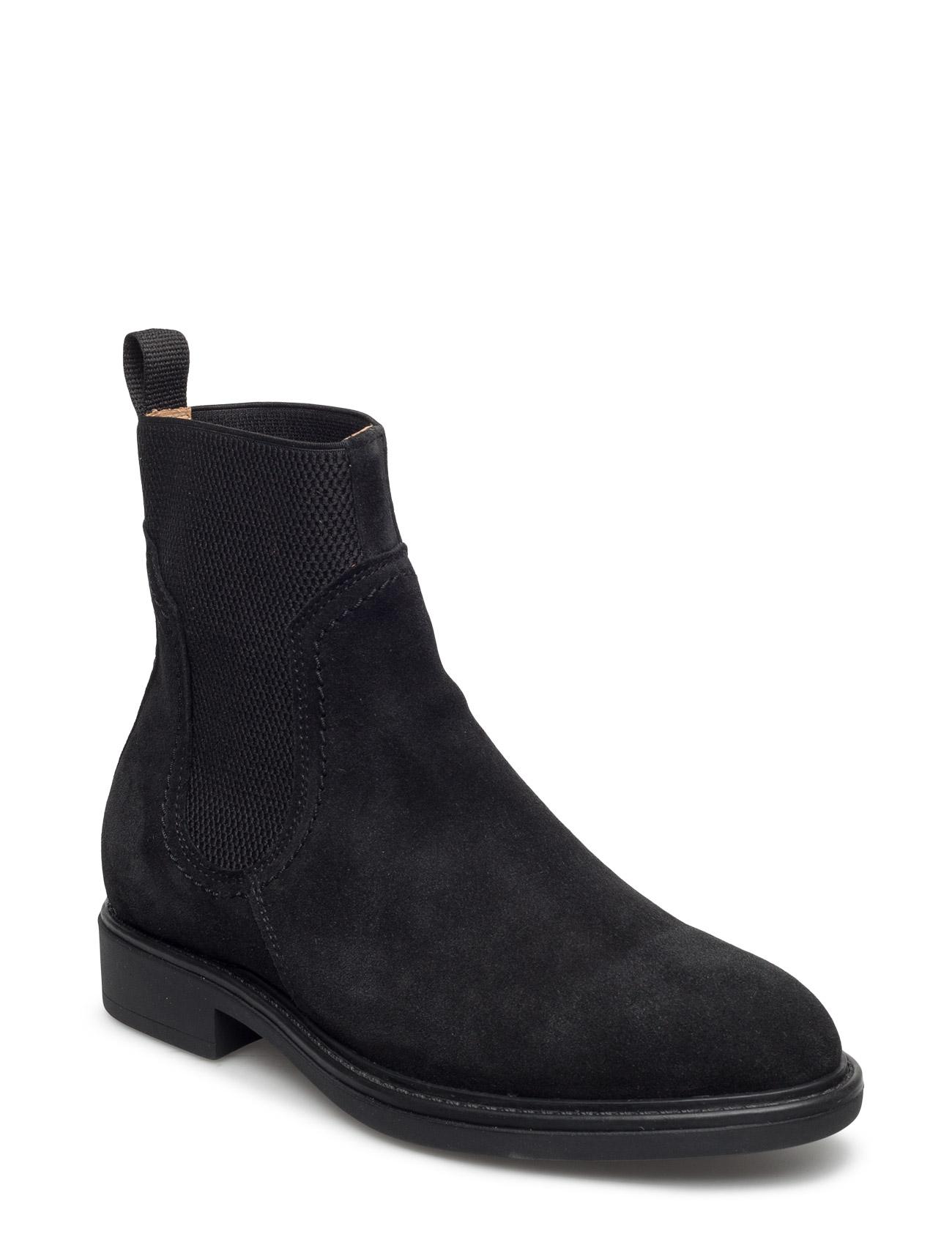 Lydia Mid Boot GANT Støvler til Kvinder i cognac