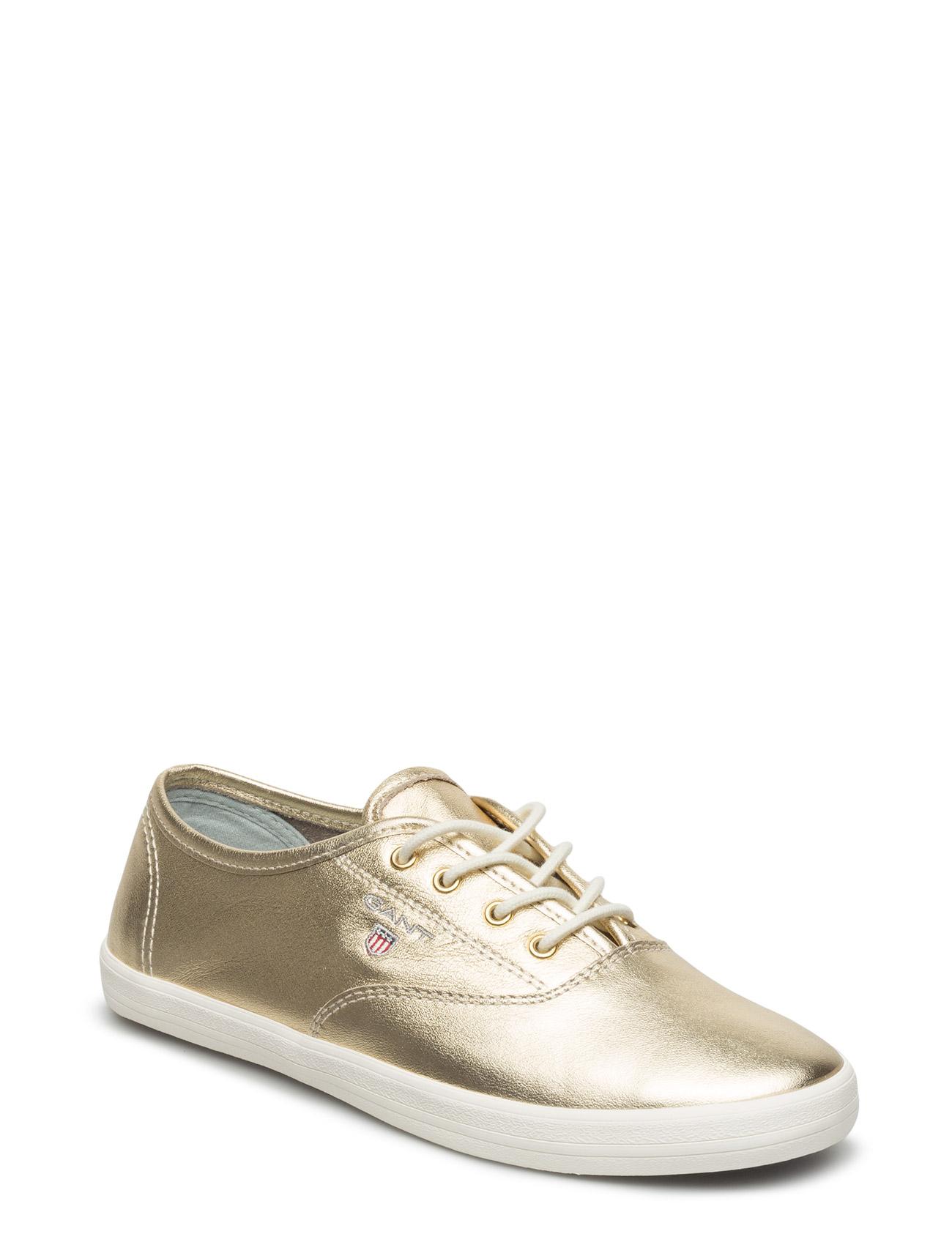 New Haven Sneaker GANT Sneakers til Kvinder i Guld