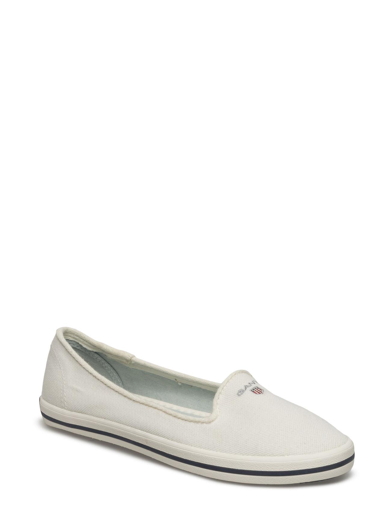New Haven Slip-On Shoes GANT Sneakers til Damer i